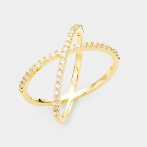 Jewelry - To Infinity Ring - Gold